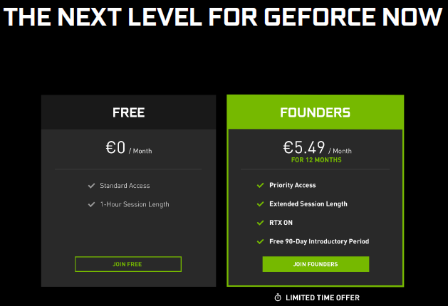 Image 3 : Nvidia lance GeForce Now, le cloud gaming de 0 à 5,49 euros par mois