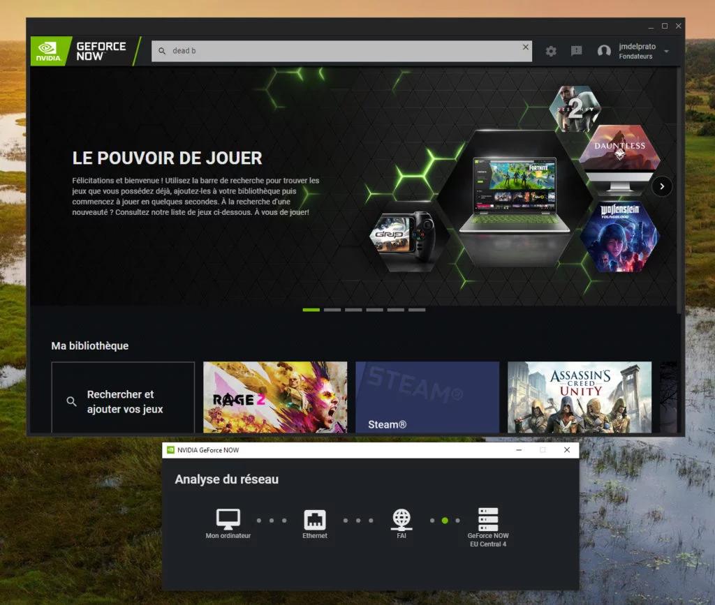 Image 6 : Nvidia lance GeForce Now, le cloud gaming de 0 à 5,49 euros par mois