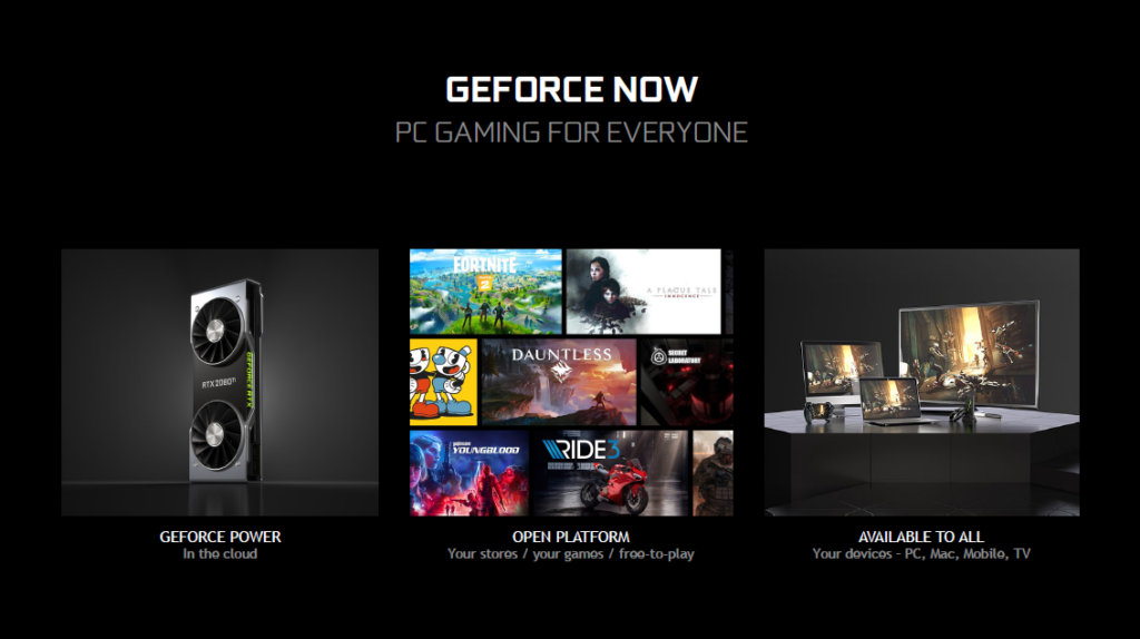 Image 7 : Nvidia lance GeForce Now, le cloud gaming de 0 à 5,49 euros par mois