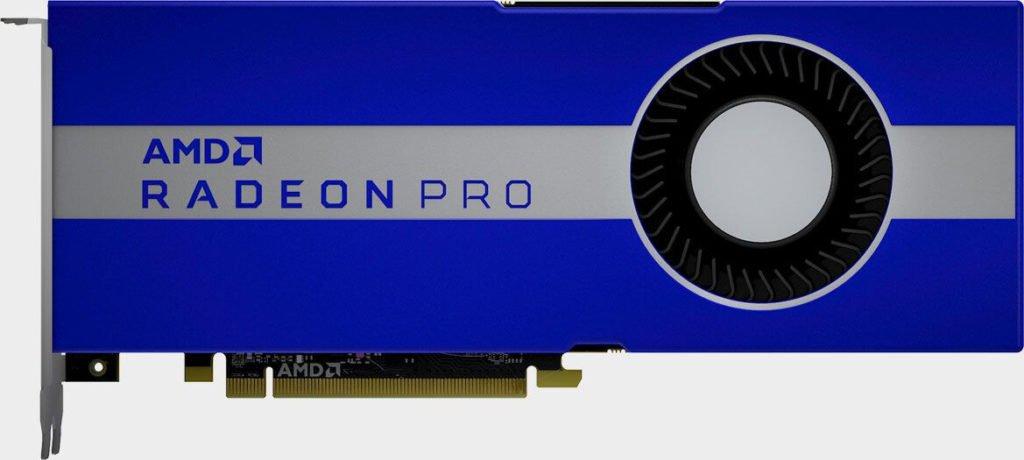 Image 2 : AMD prépare une Radeon Pro W5500, sous les 400 dollars