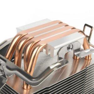 Image 2 : SilverStone ajoute un dissipateur CPU RGB à sa gamme Argon