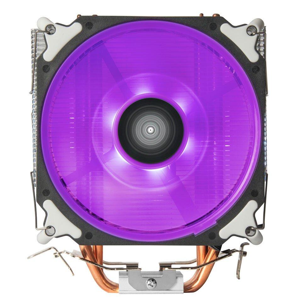 Image 1 : SilverStone ajoute un dissipateur CPU RGB à sa gamme Argon