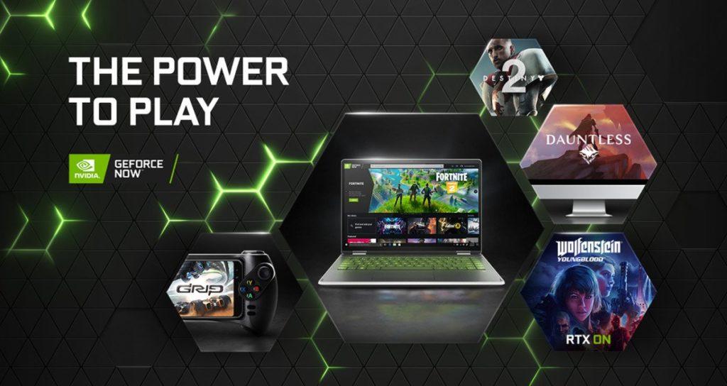 Image 1 : Vous pouvez essayer gratuitement NVIDIA GeForce Now