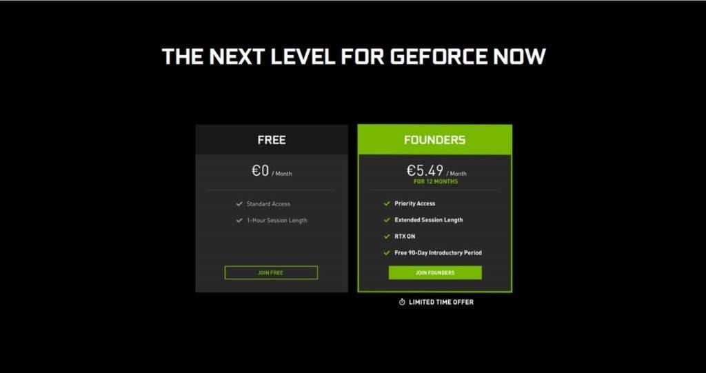 Image 2 : Vous pouvez essayer gratuitement NVIDIA GeForce Now