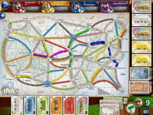 Image 1 : L'Epic Games Store offre Carcassonne et Ticket to Ride