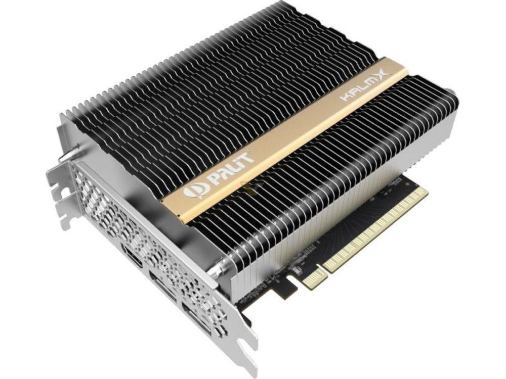 Image 2 : Palit propose la première GTX 1650 refroidie passivement