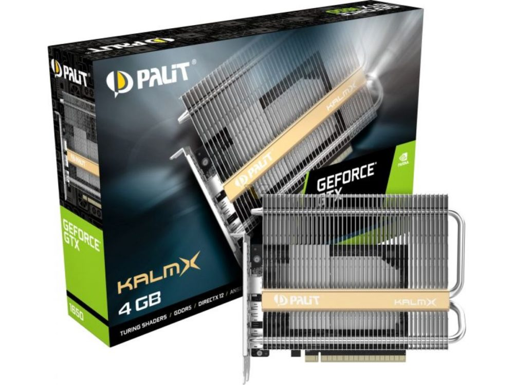Image 3 : Palit propose la première GTX 1650 refroidie passivement