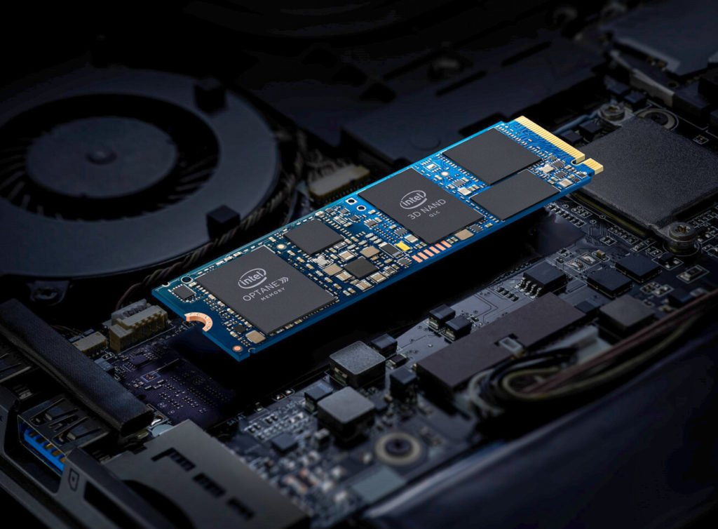 Image 1 : Intel a produit 10 millions de SSD dotés de mémoire flash NAND 3D QLC