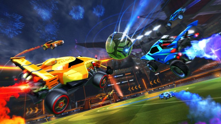 Image 1 : Rocket League s'essaye à DirectX 11 !