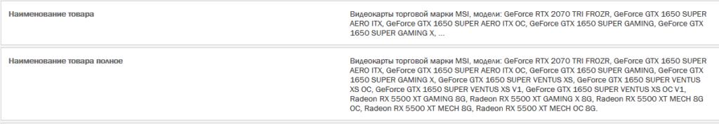 Image 1 : MSI dépose des GeForce GTX 1650 hybrides avec de la mémoire GDDR6