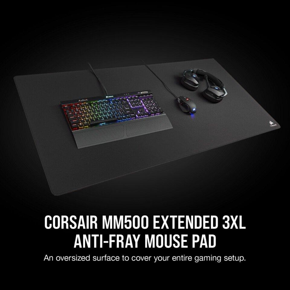 Image 1 : Corsair fait passer sa souris Scimitar RGB en mode Elite : jusqu'à 18 000 DPI