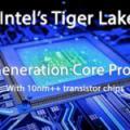 Une puce Tiger Lake monte à 4 GHz sur tous ses coeurs !