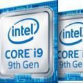 Intel : CPU mobiles de 9ème génération série H, jusqu'à 8 coeurs et 5 GHz !