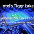 Un processeur Tiger Lake surgit dans UserBenchmark !