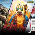 Bundle : AMD offre Borderlands 3, Outer Worlds et Ghost Recon : Breakpoint