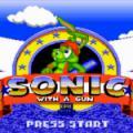 Sonic With A Gun jouable gratuitement sur navigateur !